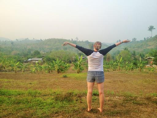 Kanchanaburi Jungle Thailand
