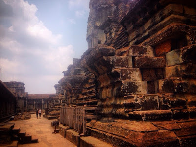 The Angkor Temples