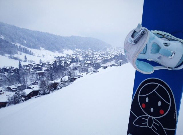JustCantSettle_Snowboard_Morzine_Winter