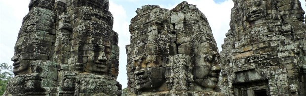 bayonne temple cambodia