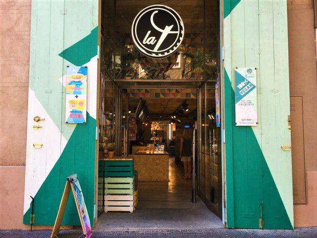 La Trocadero Barcelona Vegan