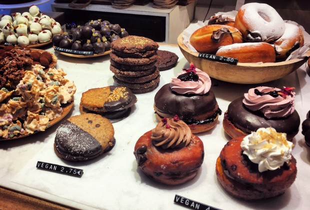 chok barcelona vegan donuts