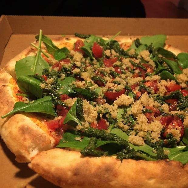 Mastino V Vegan Pizza Amsterdam 2