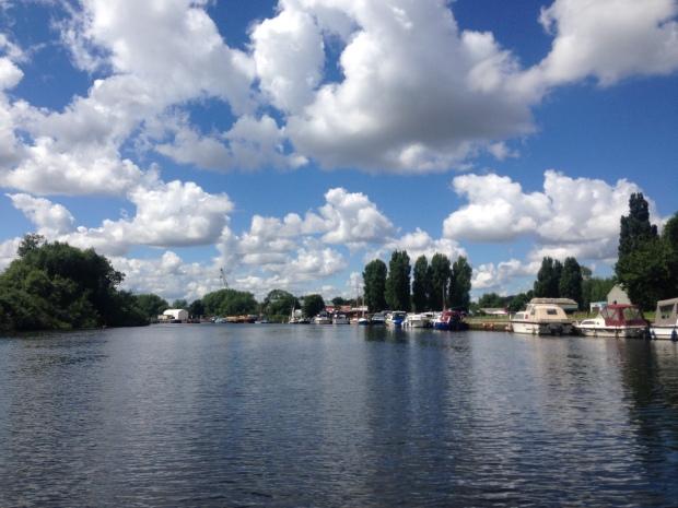 wroxham broads boats norfolk