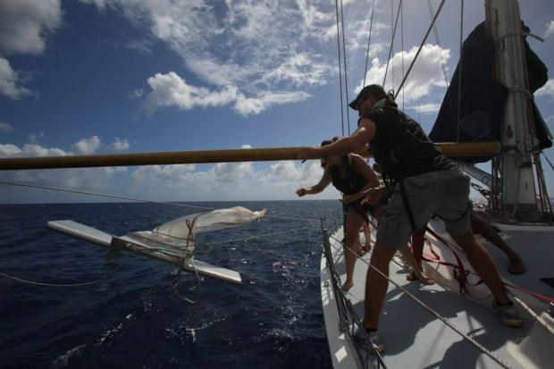 eXXpedition women sailing team