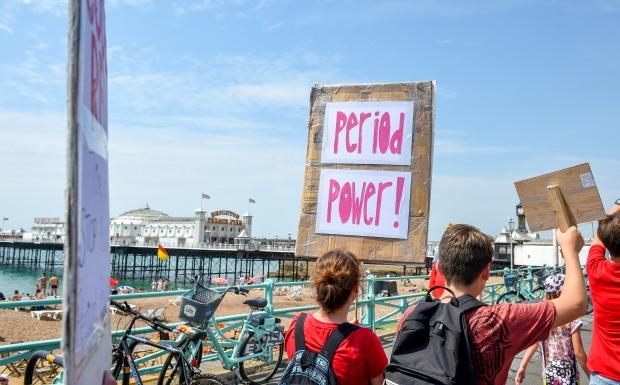 natracare_plastic_free_period_campaign_brighton_seafront