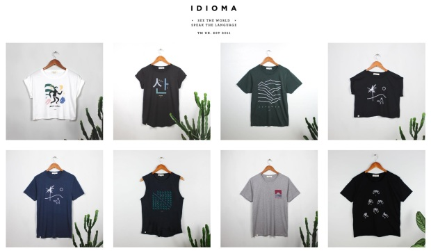 idioma cheap ethical clothing uk