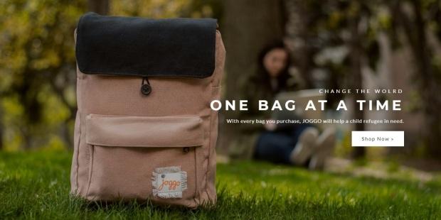 joggo bag ethical accessories