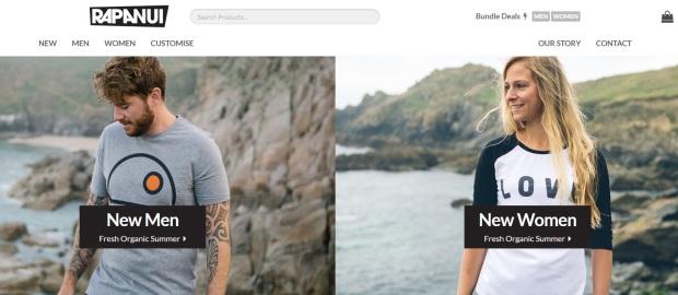 rapanui cheap ethical clothing uk
