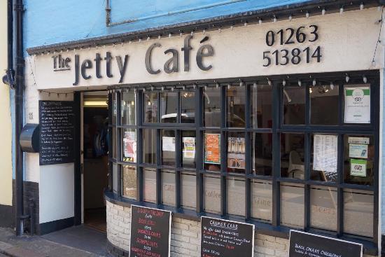 Jetty Cafe Cromer Vegan Breakfast