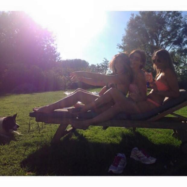2015 Summer tabby farrar