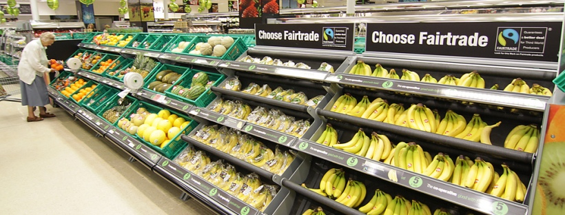 co-op fairtrade bananas