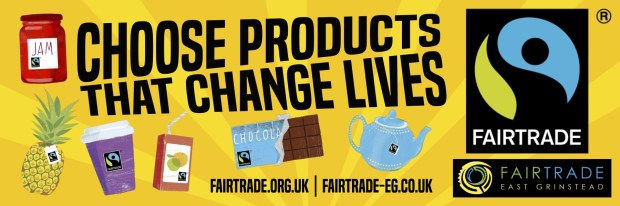 fairtrade fortnight banner