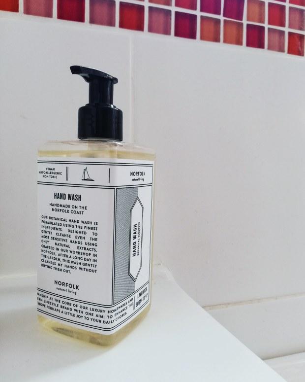 Norfolk Natural Living vegan soap