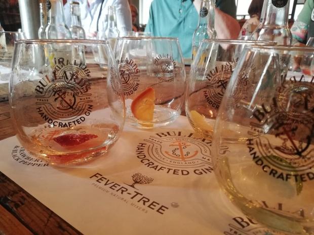 bullards gin distillery tasting norwich
