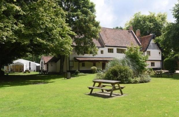 Britannia Gardens Norwich Pub