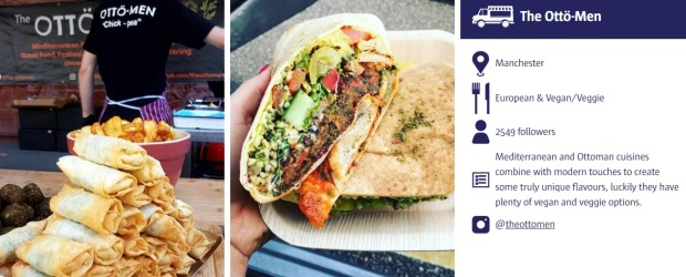 the otto men manchester food truck