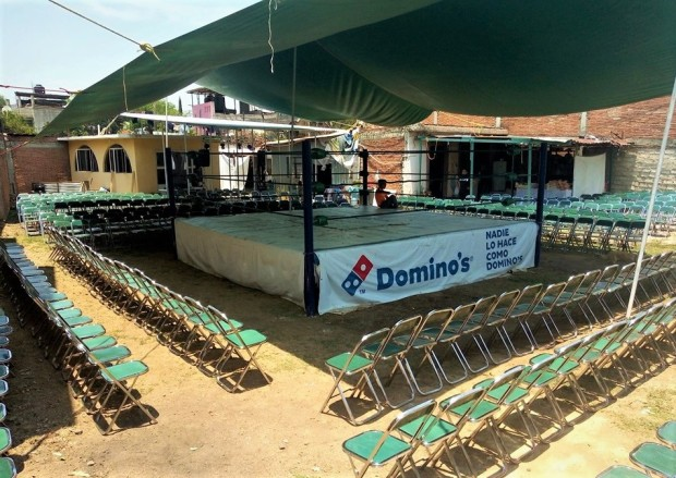Arena Pepe Cisneros oaxaca