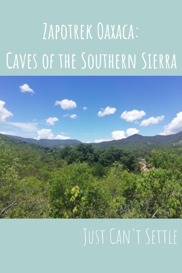 Zapotrek Oaxaca_ Caves of the Southern Sierra