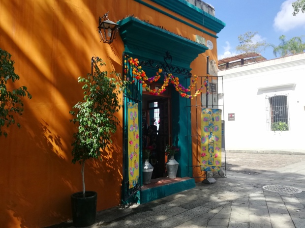 Great shopping boutique Oaxaca city