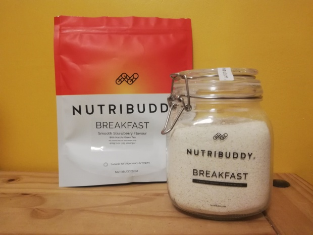 Review: Nutribuddy Breakfast Shake – Just Can't Settle